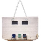 Ace Chairs Palm Springs Weekender Tote Bag