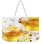 Chamomile Tea Weekender Tote Bag