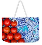 Cherry Tomatoes Weekender Tote Bag