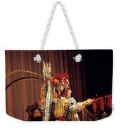 China Opera, 1979 Weekender Tote Bag
