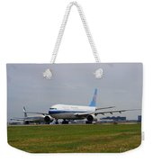 China Southern Airlines Airbus A330 Weekender Tote Bag