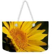 Chipmunk's Peredovik Sunflower Weekender Tote Bag
