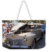 Chrysler Weekender Tote Bag