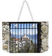 Church Madonna Del Sasso Weekender Tote Bag
