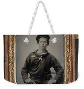 Civil War Sailor, C1863 Weekender Tote Bag