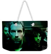 Coldplay  Weekender Tote Bag