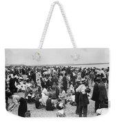 Coney Island Beach Weekender Tote Bag