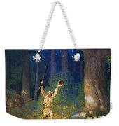 Cooper: Deerslayer, 1925 Weekender Tote Bag