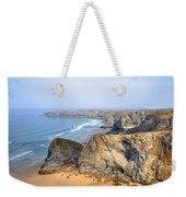 Cornwall - Bedruthan Steps Weekender Tote Bag