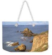 Cornwall - Land's End Weekender Tote Bag