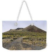 Corona Volcano On Lanzarote Weekender Tote Bag