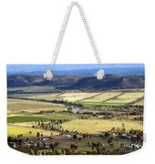Country Scenic Weekender Tote Bag