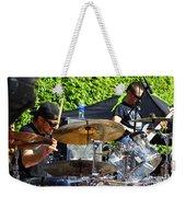 Dave Lombardo And Pancho Tomaselli Weekender Tote Bag