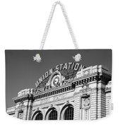 Denver - Union Station Weekender Tote Bag