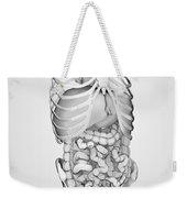 Digestive System And Bones Weekender Tote Bag