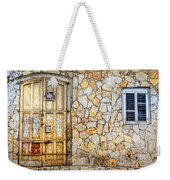 Doors Of Tel Aviv Weekender Tote Bag