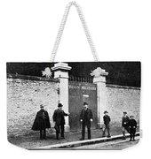 Dreyfus Affair, 1899 Weekender Tote Bag