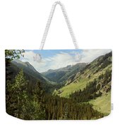 Engineer Pass In Colorado  Weekender Tote Bag