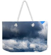 Escaping The Storm Weekender Tote Bag