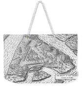 Fort Caroline, 1564 Weekender Tote Bag