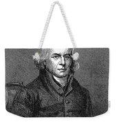 Francis Asbury (1745-1816) Weekender Tote Bag