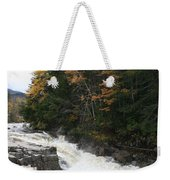 Franconia Notch White Mountians Weekender Tote Bag