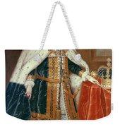 George II (1683-1760) Weekender Tote Bag