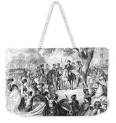 George Washington, 1775 Weekender Tote Bag