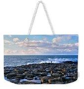 Giant's Causeway Coast Weekender Tote Bag