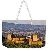 Granada Weekender Tote Bag