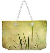 Grass Weekender Tote Bag by Svetlana Sewell