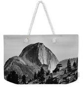 Half Dome Weekender Tote Bag by Cat Connor