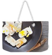 Halloumi Cheese Weekender Tote Bag