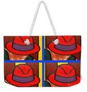 4 Hats Weekender Tote Bag