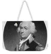 Horatio Gates (c1728-1806) Weekender Tote Bag