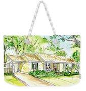 House Rendering Weekender Tote Bag