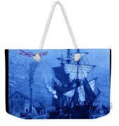 It's 5 O'clock Somewhere Weekender Tote Bag by John Stephens