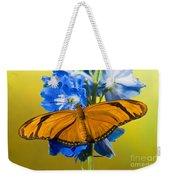 Julia Butterfly Weekender Tote Bag