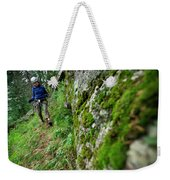 Keketuohai Park, China China Climbing Weekender Tote Bag
