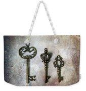 Keys Weekender Tote Bag