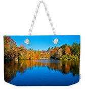 Lake Reflections Weekender Tote Bag