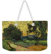 Landscape At Twilight Weekender Tote Bag