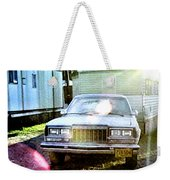 Lets Rock Weekender Tote Bag by Luis Ludzska