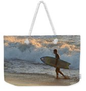 Linda Mar Beach - Northern California Weekender Tote Bag