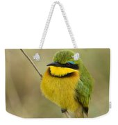 Little Bee-eater Weekender Tote Bag