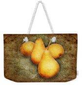 4 Little Pears Are We Weekender Tote Bag