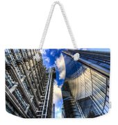Lloyd's And Willis Group London Weekender Tote Bag