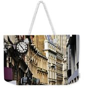 London Street Weekender Tote Bag by Elena Elisseeva