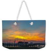 Harbor Lowcountry Sunset Weekender Tote Bag