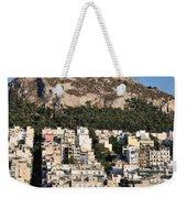 Lycabettus Hill During Sunset Weekender Tote Bag